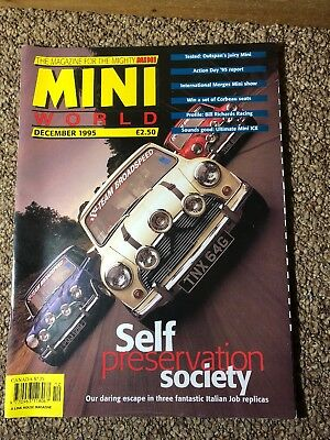 Mini World Magazine December 1995.