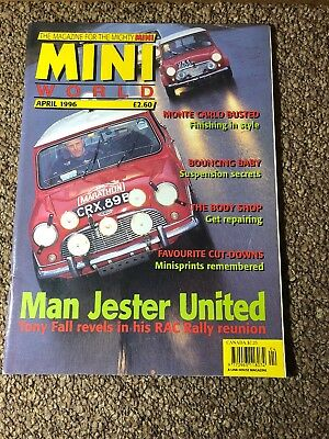 Mini World Magazine April 1996