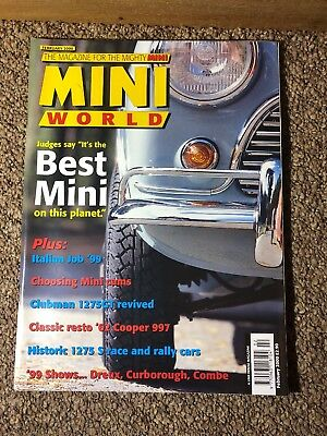 Mini World Magazine February 2000