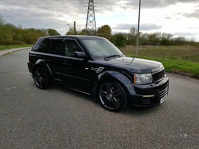 RANGE ROVER SPORT SUPERCHARGED/exclusive kit
