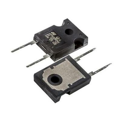 3 x STMicroelectronics STTH30R04W Switching Diode, 400V 30A, 2-Pin DO-247