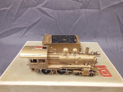 Ho Scale Brass Gem Models Pennsylvania D16 Sb 4-4-0 Locomotive