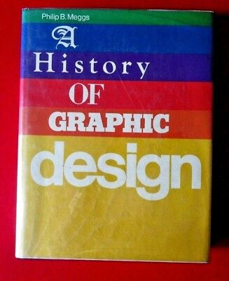 1983 HISTORY GRAPHIC DESIGN dawn of time to late 20th century pix Print Printing