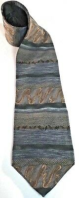 "Cocktail Collection Men's 60"" Necktie ""WINE"" Made in USA by Stonehenge 100% Silk"