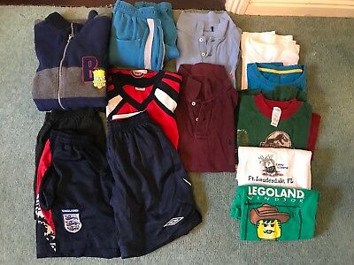 Boys Clothes Bundle 9-10 Years Old