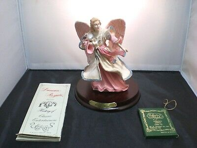 Duncan Royale Alsace Angel Limited Edition with Booklet NIB LOOK!!!!