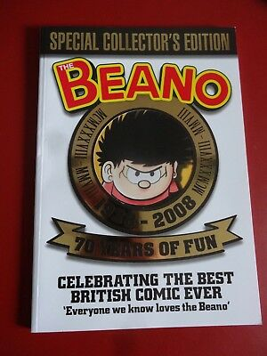 THE BEANO celebrating 70 years