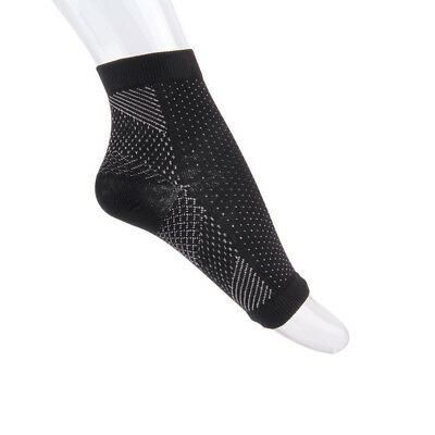 Men's Compression Foot Sleeve Support Sports Plantar Fasciitis Socks Feet Ankle