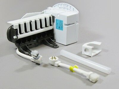 NEW Genuine OEM GE Refrigerator Icemaker Assembly WR30X10093