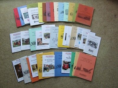 Vintage Agricultural Auction Catalogues and Posters collection