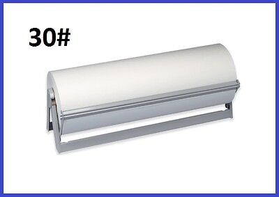 30# Wt. Newsprint 1440' Roll Shipping Wrapping Void Fill Paper - 8 Sizes Avail.
