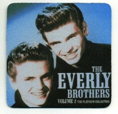 The Everly Brothers Album Record Cover-  Beverage COASTER