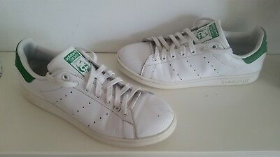 Mens Adidas Stan Smith Trainers / Shoes. Uk Size 10