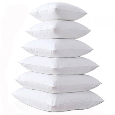 "Cushion Pads Inners Fillers Inserts 12"" 14""16""18""20"" 22"" 24"" 26"" 28"" All Sizes"