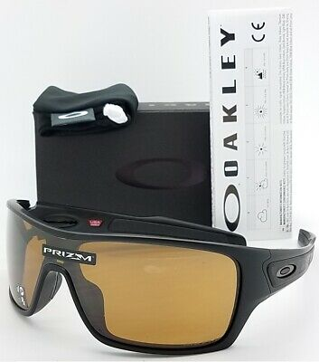 ab03e4af15d NEW Oakley Turbine Rotor sunglasses Black Prizm Tung. Polarized 9307-14  GENUINE