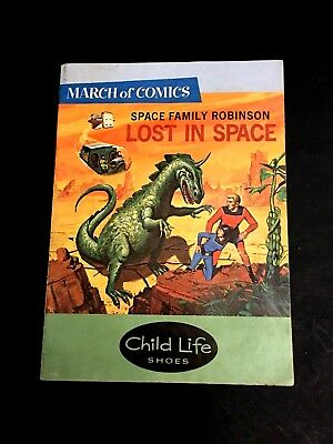 March Of Comics # 320 Lost In Space