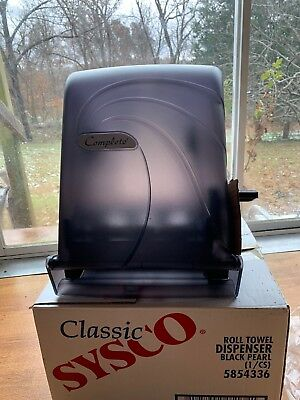 Sysco Roll Paper Towel Dispenser with Key