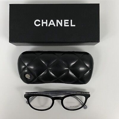8659d0b09ef AUTHENTIC 2018 CHANEL eyeglasses 3364-A c.1607 size 49-21.Frame ...