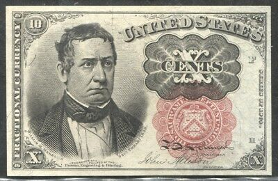 1874-76 5th Issue 10C FR 1265 AU-CU
