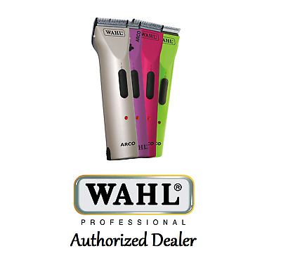 Wahl Professional Animal ARCO Rechargeable Cordless Pet Clipper Kit - All Colors