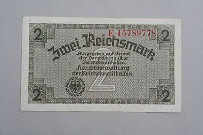 Reichskreditkasse - 2 Mark o.D.