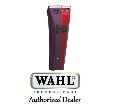 Wahl Professional Animal BravMini+ Clipper Kit Cordless Pet Trimmer - All Colors