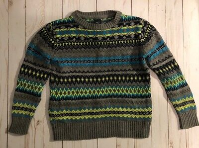 Boys Gap Kids xs 4 5 sweater warm winter