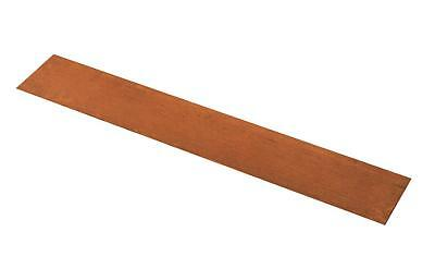 """COPPER ANODE 1"""" x 6"""" FOR PLATER ELECTROPLATING MACHINE JEWELRY PLATING METALS"""