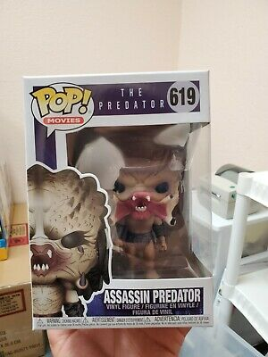 Funko Pop Movies The Predator ASSASSIN PREDATOR Vinyl Figure #619