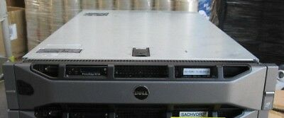 Dell PowerEdge R710 2x Xeon Quad Core E5540 @2.53GHz, 16GB RAM, 2x148GB, Perc 6i