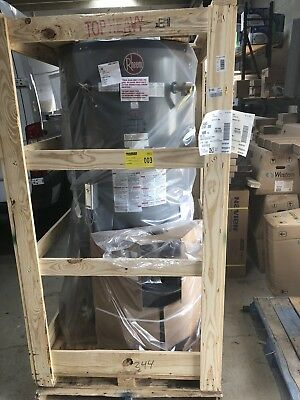 Rheem G100-200 Natural gas Commercial Water Heater , 100 Gallon , 199,900 BTU .