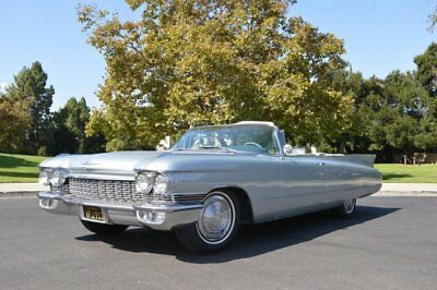 1960 Series 62 Convertible Gorgeous Just Refinished Paint