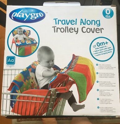 Playgro Travel Along Trolley Cover