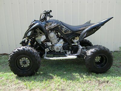 Yamaha 700R Limited Edition Quad Bike