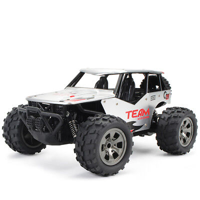 1:18 2.4G High Speed RC Monster Truck Remote Control Off Road Car Boy Toy Gifts