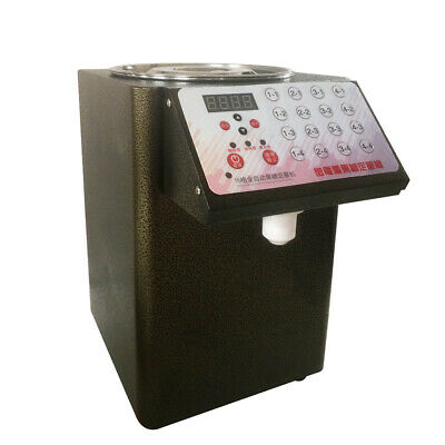 Fructose Dispenser Bubble Tea Equipment Fructose Quantitative Machine 110V