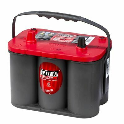 Optima Red Top Batterie Autobatterie LKW PKW Starterbatterie 12V 50Ah RT S-4.2