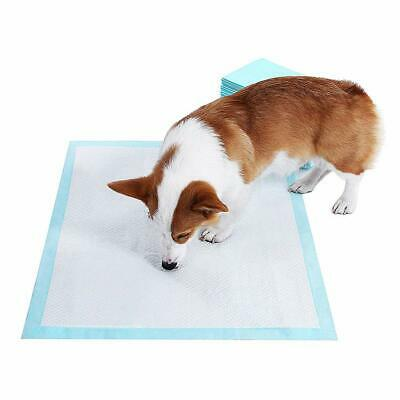 New 50 X Super Absorbent Puppy Training Pads With Active Charcoal