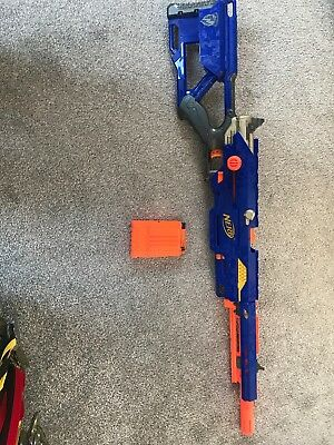 Nerf - Longstrike CS-6 Elite Blaster