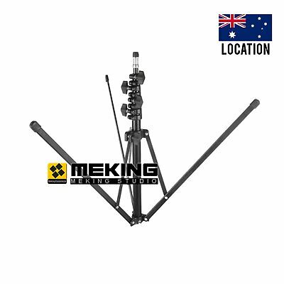 """AU STOCK MK L-2000A Light Stand Collapsible 220cm/7'2"""" for Photo Camera Video"""