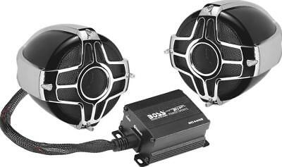 Boss Audio MC440B MC750B Handlebar Mount 2-Speaker System