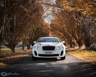 Bentley Continental GT GTC 6.0L W12 *Supersport - Mulliner* Modified*