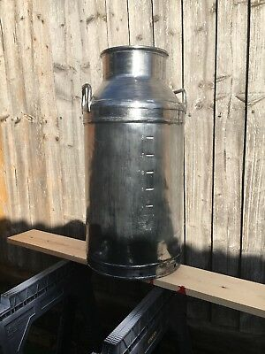 10 gallon vintage milk churn