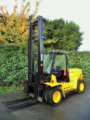 Hyster 7 ton Diesel Counterbalance Forklift Truck