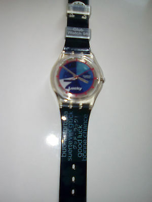 Swatch Collector Swatch 1998 Lucky