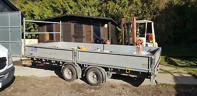 14ft Ifor Williams Trailer