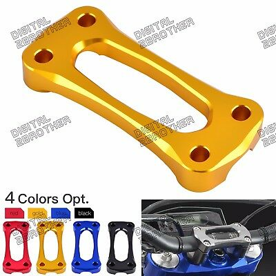 "Billet 7/8"" 22MM Handlebar Stabilizer Clamp for Suzuki RM250 RMX250 DRZ250 TS125"