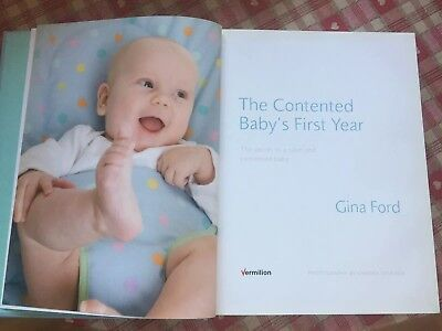 The Contented Baby - First Year By Gina Ford
