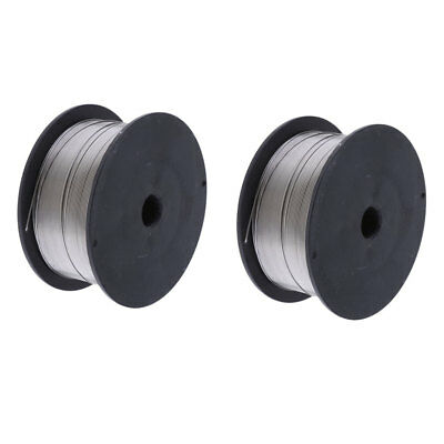 2 Stainless Steel Gasless Flux-Cored MIG Welding Wire 2.2 Lb 0.8mm/0.030''