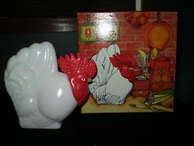 Avon Rooster hand lotion decanter